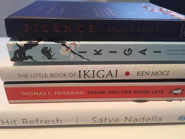 book list oct2017