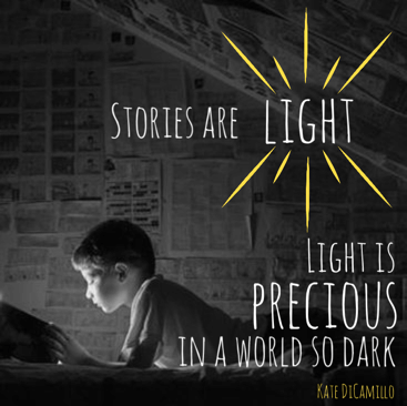 stories are light