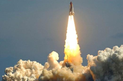 rocket fuel shuttle