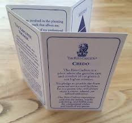 credo card