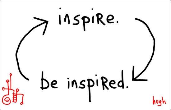 Inspiration and Gratitude