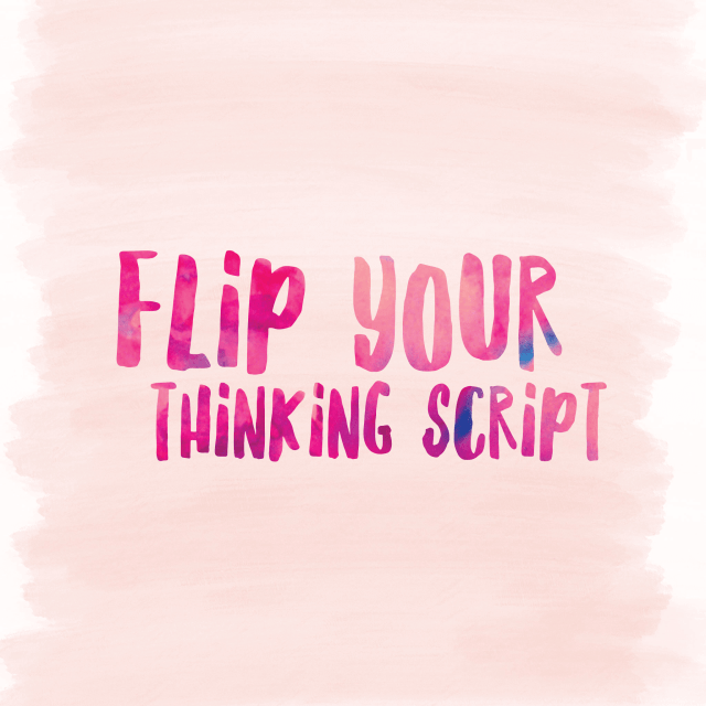 Flip your thinking script