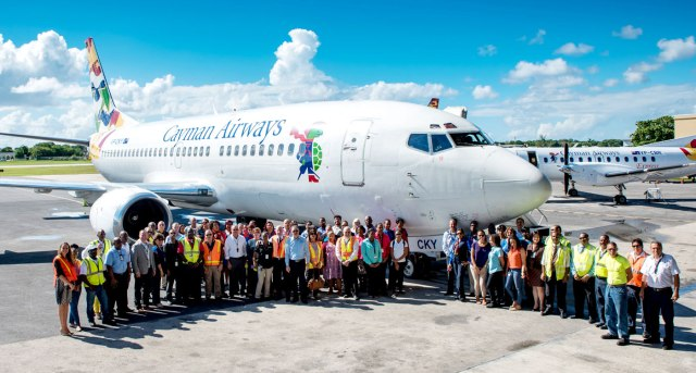 Kilkenomics Cayman Airways