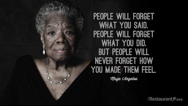 Maya Angelou Future Story