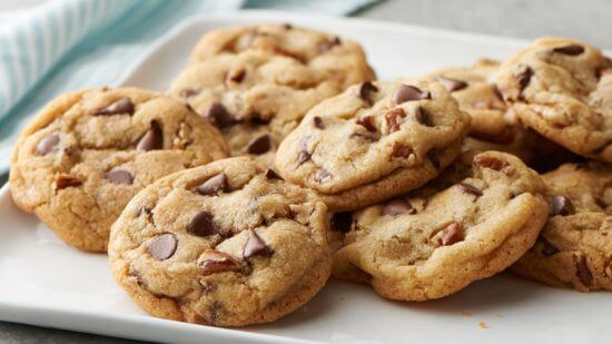 Innovation and chocolate chip cookies