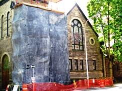 Portland Church by Tommia Wright