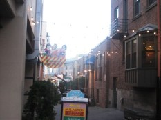 Alley Shot 3 by Tommia Wright