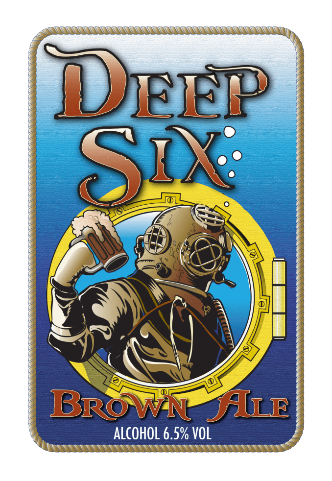 Deep Six Label