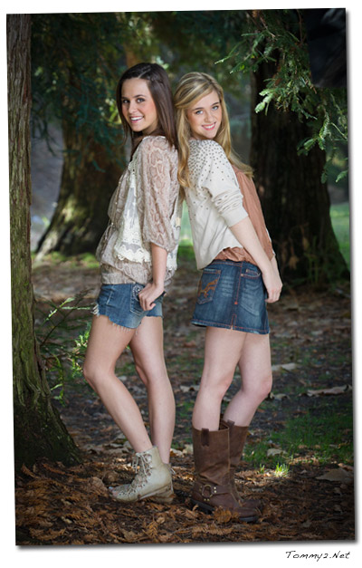 New Interview With Megan And Liz Late Happy Birthday Wishes To Katelyn Tarver