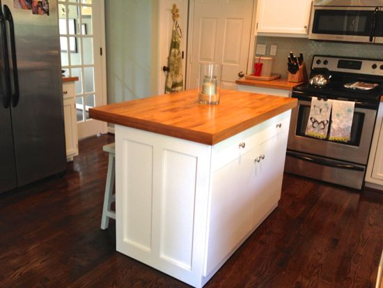 Kitchen Island Redo  Tommy  Ellie