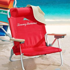 Tommy Bahamas Beach Chair Boy High Chairs Red Deluxe Backpack Main Image For