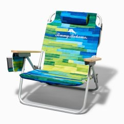 Tommy Bahama Chair Cooler Backpack Shipping A Cross Country Brushstroke Stripe Deluxe Beach