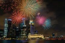 Happy Year 2013 Beautiful Fireworks Tommy Beauty Pro