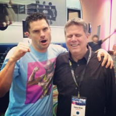 March 23, 2014 - Tommy Edison and DJ Flula at Playlist Live in Florida