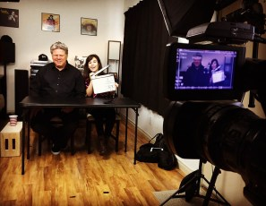 Feb. 18, 2017 - Tommy Edison and Andrea Lausell