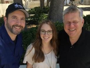 June 26, 2017 - Ben Churchill, Sara Dietschy, Tommy Edison
