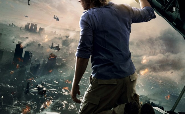 World War Z The Movie Extended Action Cut Tommy Girard