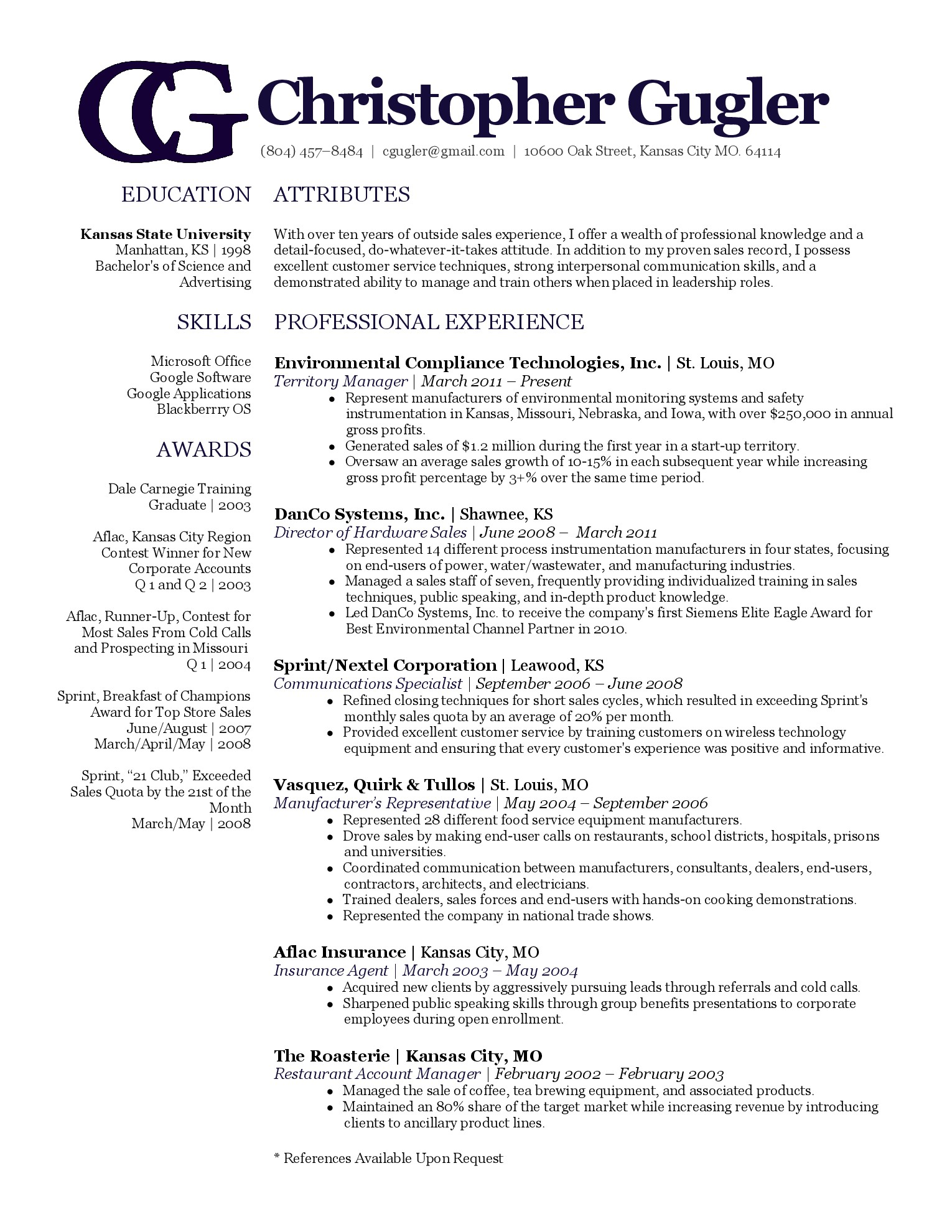 Writer Resume Example Writer Resume