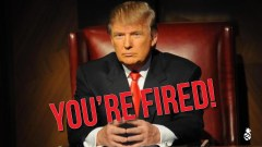 trump - fired