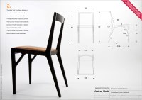 Woodworking Plans Blue Print Of Wooden Chairs PDF Plans