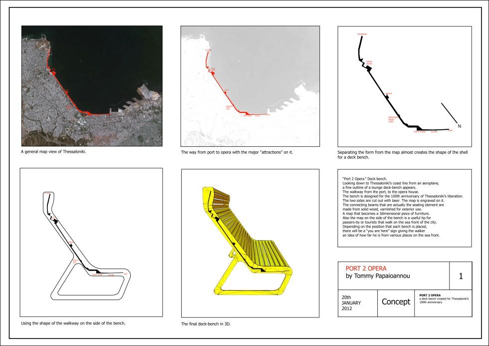 hight resolution of port 2 opera deck bench concept thessaloniki s design week 2012