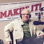 TOMMY-RUNFOLA hosting makin it radio show