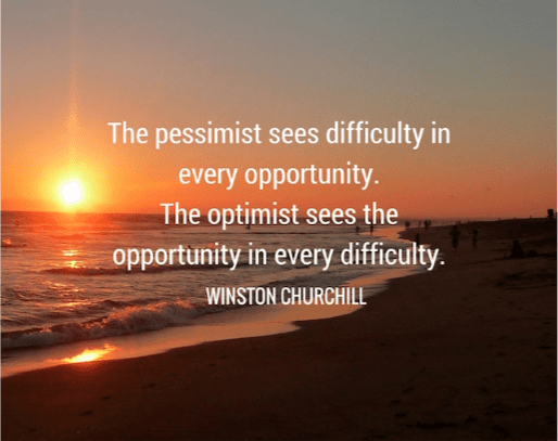 Is your OPTIMISM or PESSIMISM Destroying your Day?