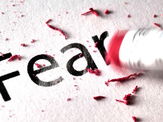 no fear, accomplishment, doubt