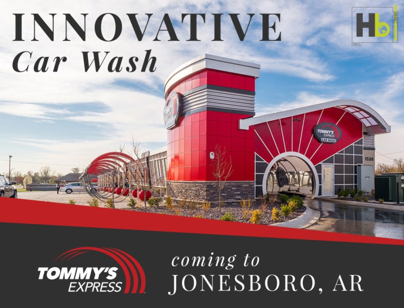 bfacd4aca1a6 Tommy s Express Car Wash Breaks Ground in Jonesboro AR – Tommy s ...