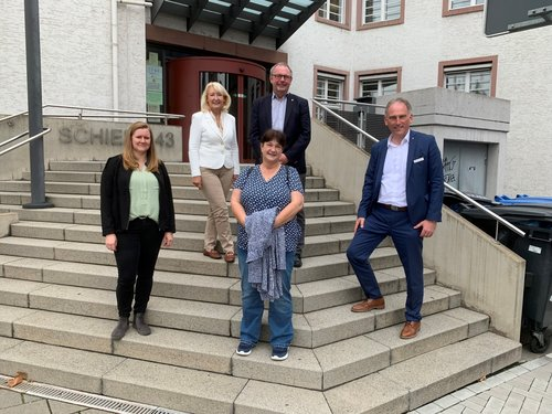 Landrat Köberle unterstützt Selbsthilfe im Autismus-Spektrum