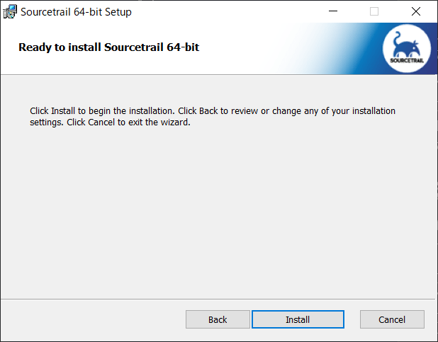 sourcetrail install step4