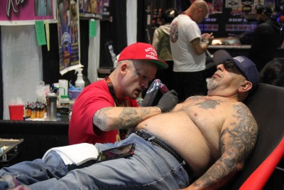2016 Tattoo Con Sat 506