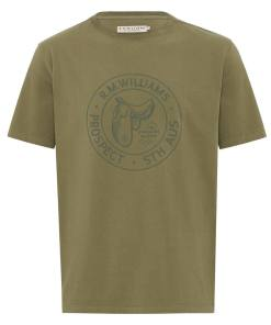 RM Williams 'Saddle' T-Shirt