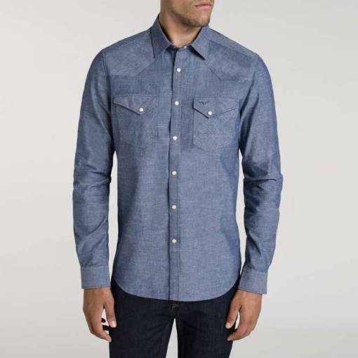 RM Williams Keith Mens Long Sleeve Shirt