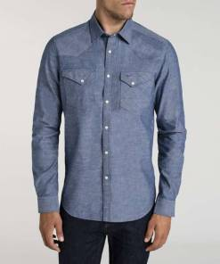 RM Williams Keith Mens Long Sleeve Shirt