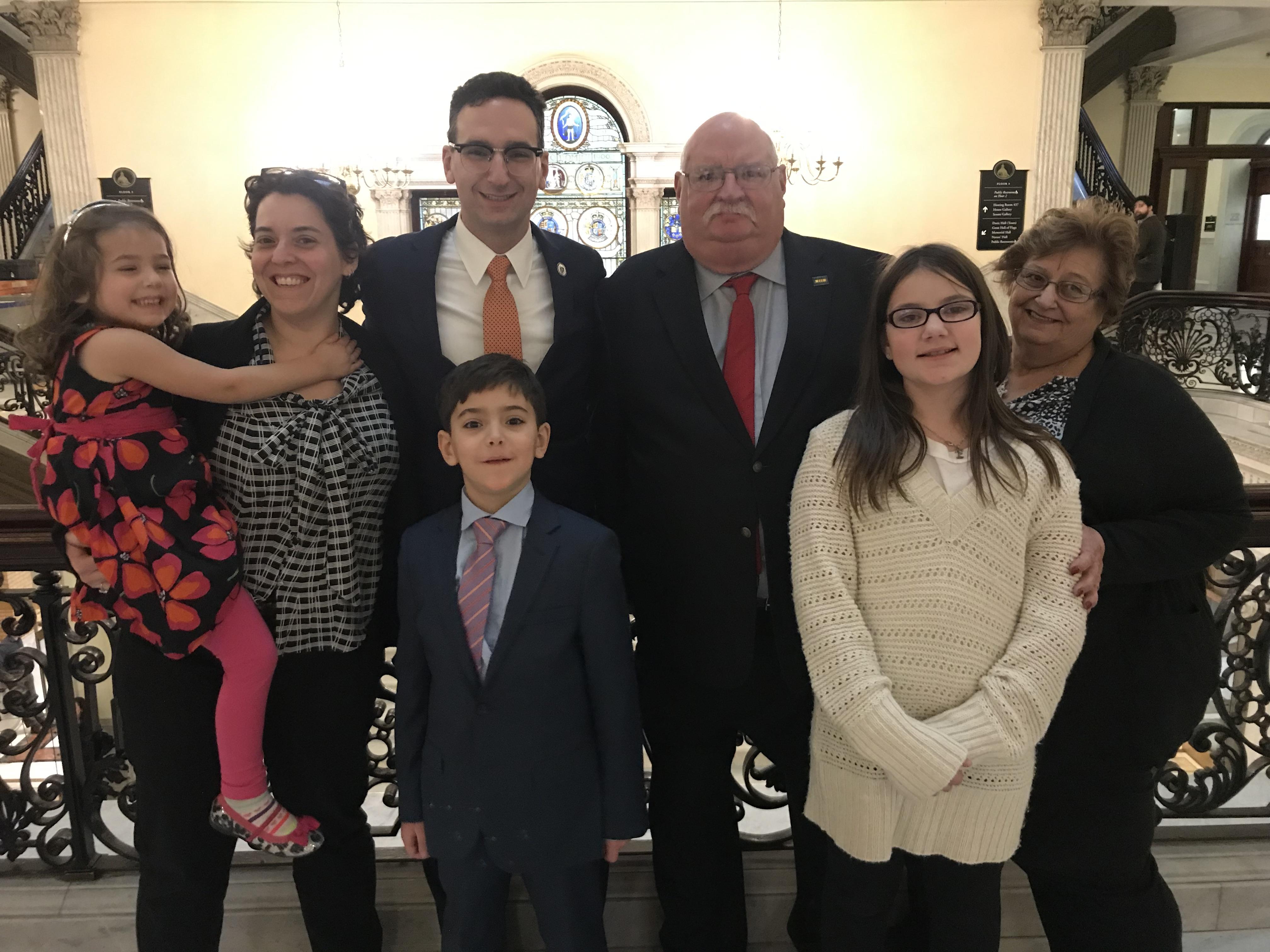 Tommy Vitolo Jenn Taranto kids Rick Vitolo Kathy Vitolo niece