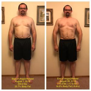 Brandon Wallace VIGOR Online Training Program
