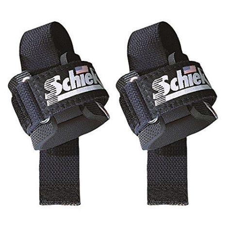 Schiek Powerlifting Straps