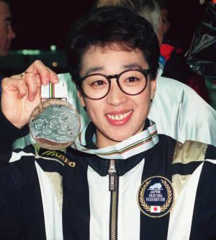 橋本聖子28歳