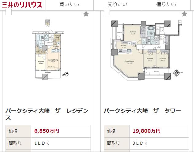 億ション価格