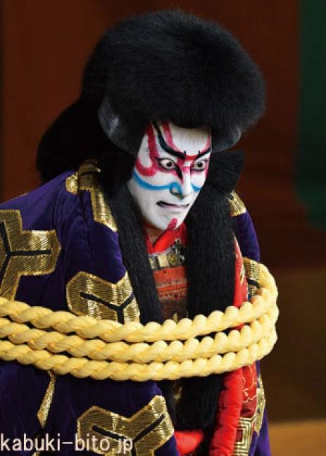歌舞伎 市川海老蔵