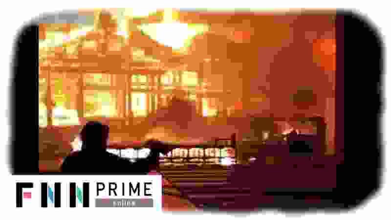 首里城の動画 撮影者は「消防職員」 何らかの理由で流出