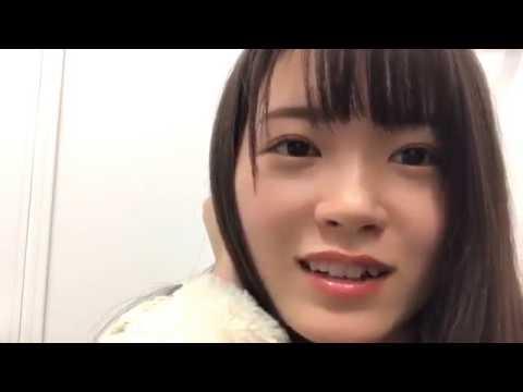 安藤 千伽奈(NGT48 研究生)(2019年12月04日20時01分16秒~) 48G_CHIKANA_ANDO
