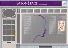 Shop front fascia design