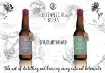 Botanical Beers range