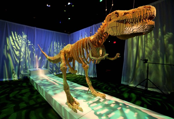 LEGO Dinosaur Creations