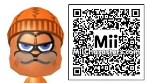 Tomodachi Life Mario Qr Code