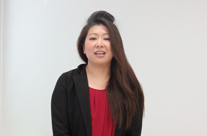 はっぴーすまいる 代表 森田亜由美