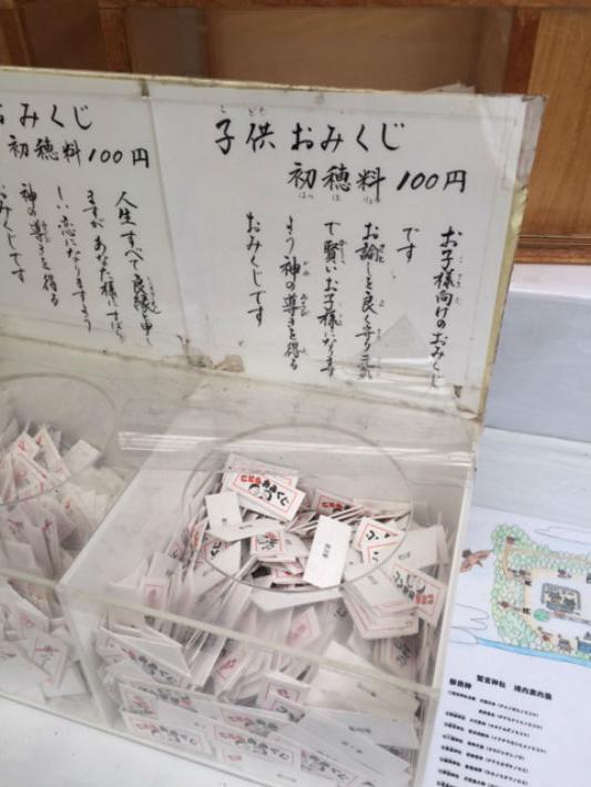 埼玉県の鷲宮神社の絵馬