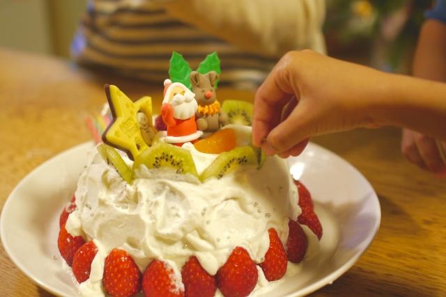 クリスマスケーキコンテスト2018